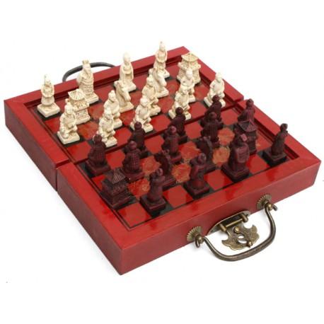 jeu d'échec ancien chinois