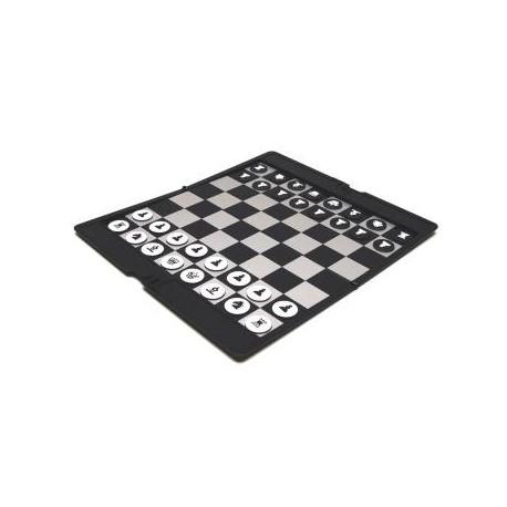 jeux d'échecs magnétique compact