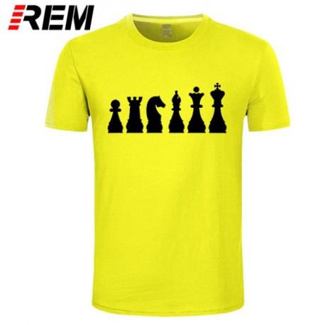 T Shirt jeu d'échec