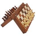 Jeux d'échecs pliable